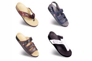 Orthopedische slippers