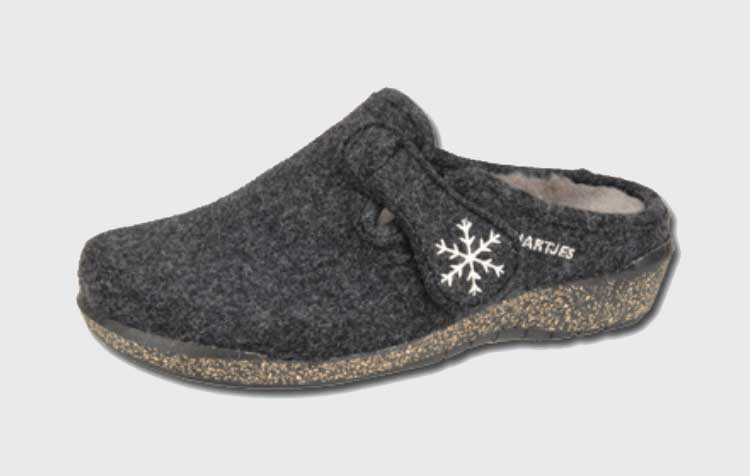 Pantoffels op maat