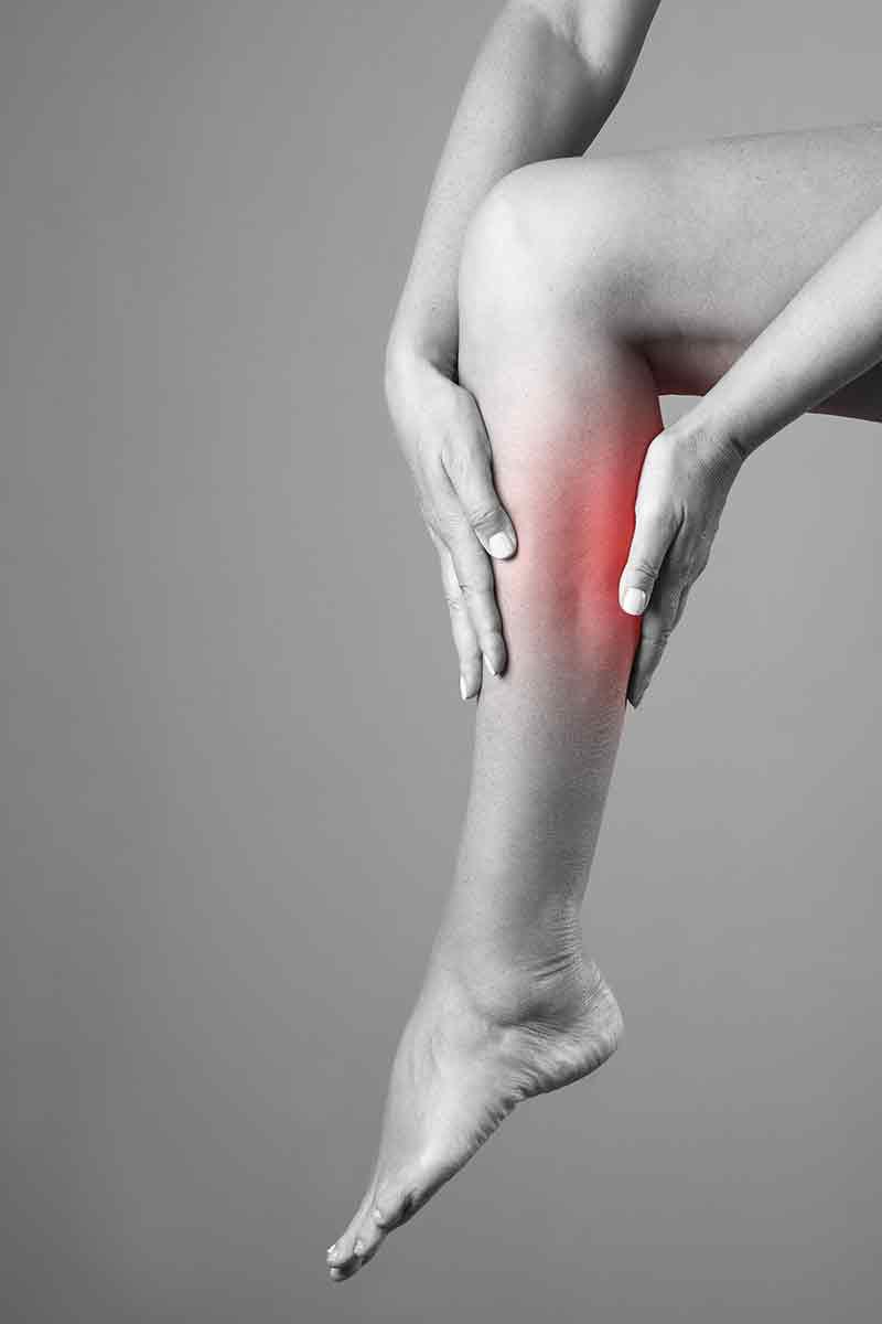 pijn aan de benen
