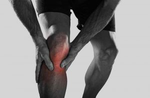 pijn aan de knie na het sporten