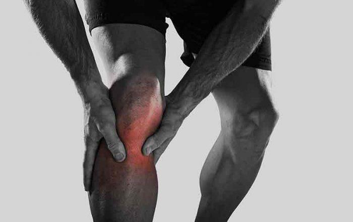 pijn aan de knie